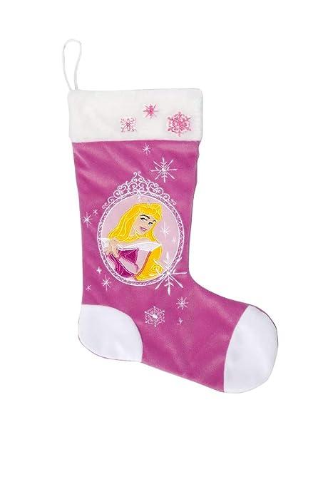 COOLMP - Lote de 3 Calcetines de Navidad Princesas Disney ...
