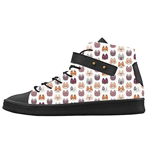 Scarpe Le Custom Le Shoes Fox Dalliy Scarpe Scarpe Canvas Le Women's zwdXzxq8
