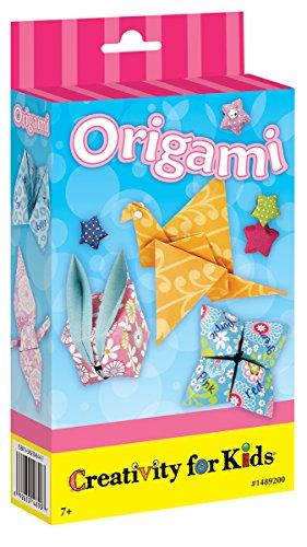 (Creativity for Kids Origami Mini Kit - Create 20 Origami Projects)
