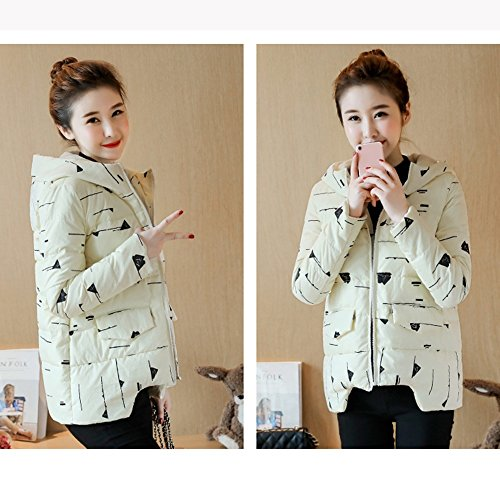 QFFL jacket self Short Long B down paragraph available Size thick cultivation colors paragraph coat jacket 2 Ms optional hooded jacket rqr7p