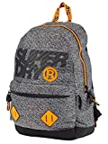 Superdry Men's City Montana Backpack, Grey, One Size