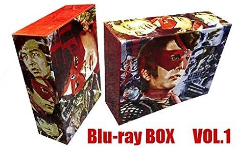 Drama - Kamen No Ninja Akakage Blu-Ray Box Vol.1 5 Blu-Ray ...