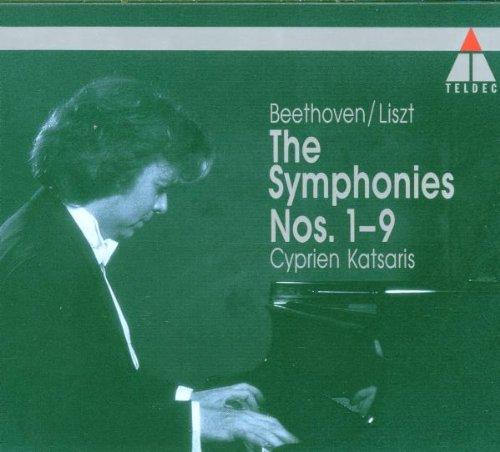 Beethoven / Liszt: The Symphonies Nos. 1-9