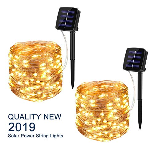Outdoor Solar String Party Lights in US - 1