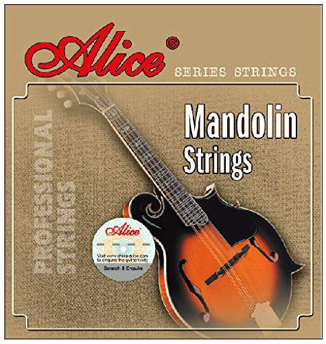 Alice Mandolin Strings Set Pack of 5sets AM03