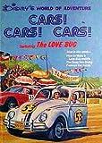 Cars! Cars! Cars!, Disney Staff, 0394835980