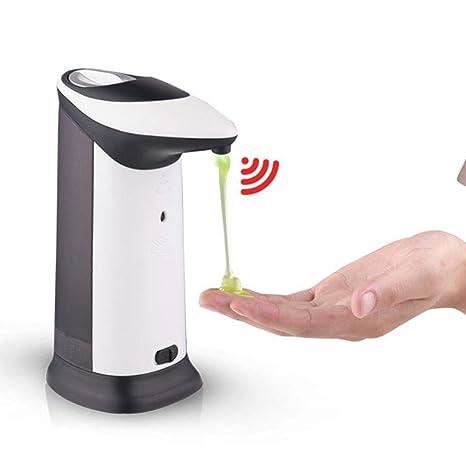 CHIGANT Dispensador Automático de Jabón Touchless Hace Espuma Dispensadores de Loción Líquidos