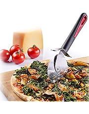 Stark reduziert: Westmark Pizzarad/Teigrad, Rostfreier Edelstahl, Rad-Durchmesser: 7,6 cm, Gallant, Schwarz/Rot, 29282270 und mehr