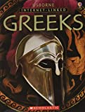 img - for Usborne Internet-Linked Greeks book / textbook / text book