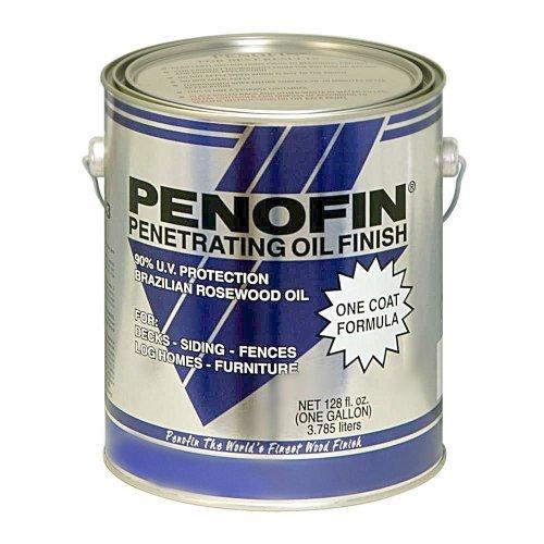 Penofin F5ECMGA Blue Label Penetrating Oil Finish ~ Cedar, One Gallon by Penofin