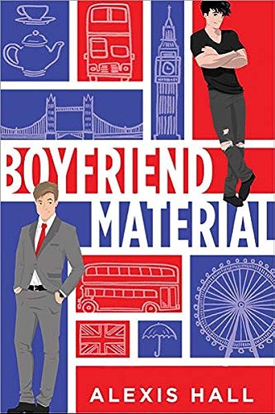 Boyfriend Material (English Edition) eBook: Hall, Alexis: Amazon.es: Tienda  Kindle
