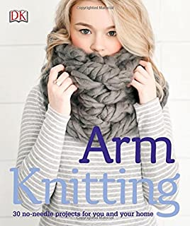 Book Cover: Arm Knitting