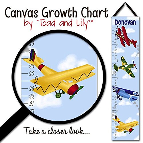 Boys Personalized Airplane - 7