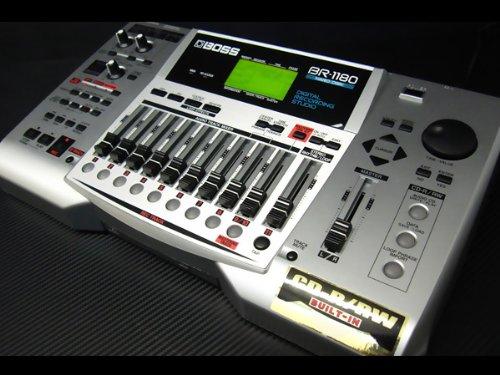 BOSS ボス BR-1180CD HDDレコーダー CD-RRWドライブ 40GB B00EDCYJ2G
