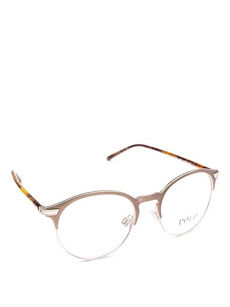 POLO RALPH LAUREN Gafas - Metálico, 51: Amazon.es: Ropa y accesorios