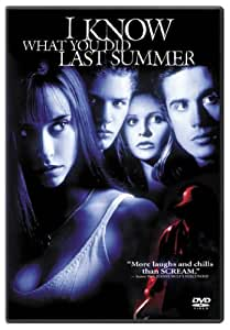 I Know What You Did Last Summer (Bilingual) [Import]