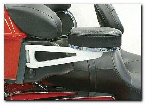 Rivco Products Billet Passenger Armrests for Tour-Pak HD094