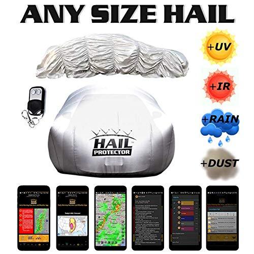 HAIL PROTECTOR CAR1 Size