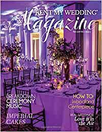 RENT MY WEDDING Magazine - Fall 2018: Amazon.es: Kubin, Marie ...