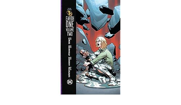 Teen Titans Earth One HC Vol 2: Amazon.es: Jeff Lemire, Andy ...