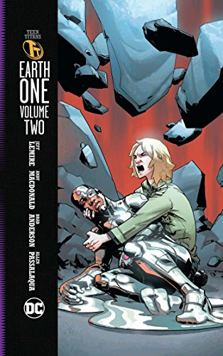 Teen Titans: Earth One Vol. 2 (Titans The Of Teen Tales)