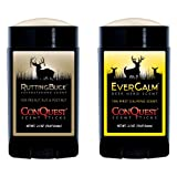 Conquest Scents RuttingBuck Pack (Rutting Buck and EverCalm Stick)