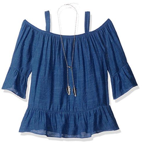Amy Byer Girls Sleeve Shoulder product image