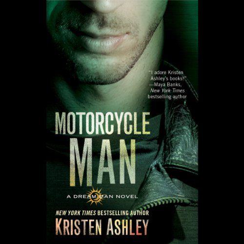Motorcycle Man: Dream Man, Book 4 by Hachette Audio