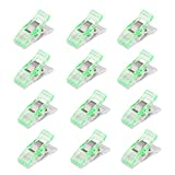 50Pcs Wonder Clips Quilters clips Sewing Clip Quilting Supplies Green