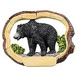 BEAR RESIN TREE BARK MAGNET, Case of 240