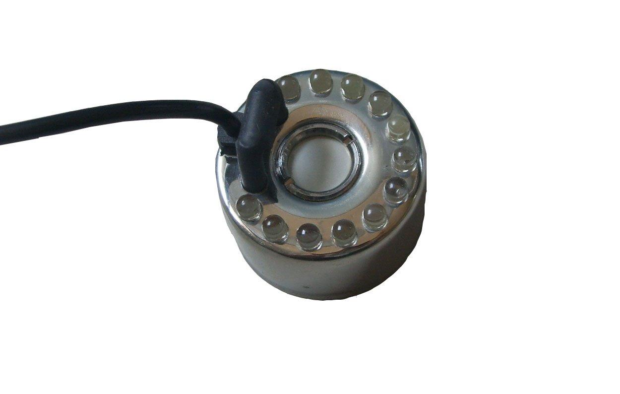 Reptizoo mm12 Effetto Nebbia a 12 LED Aquarialand 11.1.64.070
