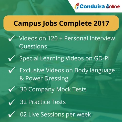 Conduira Campus Jobs - GDPI Power Pack 6 Months Package (Voucher