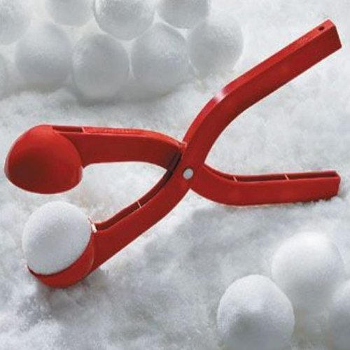 Paricon Kids Snowball Maker. Outdoor Winter Snow Toy, Sand Mold