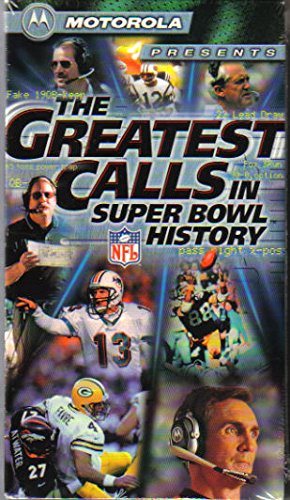 The Greatest Calls in Super Bowl History