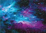 Decal Sticker Nebula Galaxy Space Design Pattern Print PS3 Dual Shock Wireless Controller Vinyl Decal Sticker Skin by Trendy Accessories