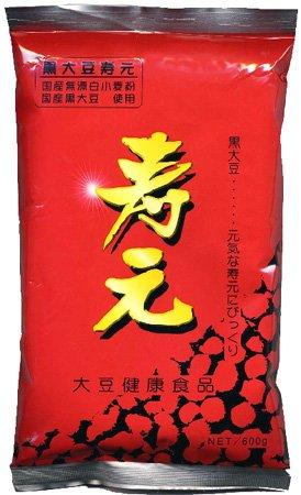 黒大豆寿元徳用(600g) B008GQ6900
