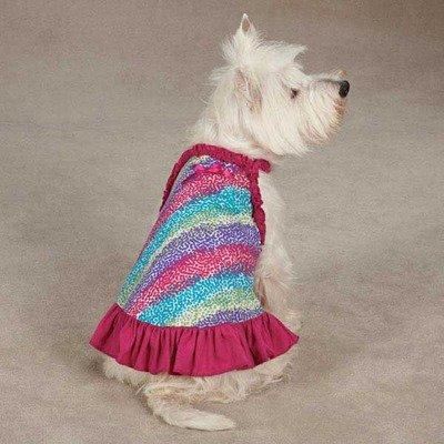 Confetti Dog Dress Size: Small, My Pet Supplies