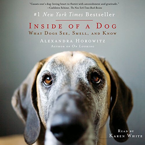 Inside of a Dog: What Dogs See, Smell, and Know Audiobook [Free Download by Trial] thumbnail