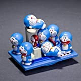ZCL Dad came back with the money Doraemon A Dream Doraemon Time Machine Stacker balancing game toy doll , #1