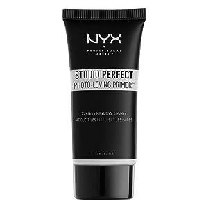 NYX PROFESSIONAL MAKEUP Studio Perfect Primer, Clear