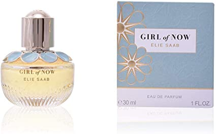 Oferta amazon: Elie Saab - Eau de parfum girl of now 50 ml (3423473996750)