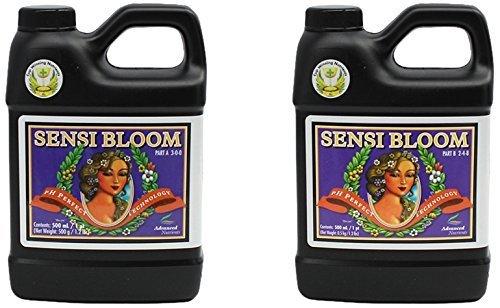 Advanced Nutrients 6101-14AB pH Perfect Sensi Bloom Part A+B, 1 Liter,...