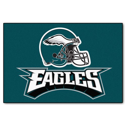 Philadelphia Eagles Nfl Starter (FANMATS NFL Philadelphia Eagles Nylon Face Starter)