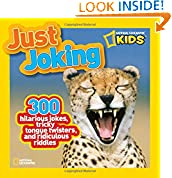 #10: National Geographic Kids Just Joking: 300 Hilarious Jokes, Tricky Tongue Twisters, and Ridiculous Riddles