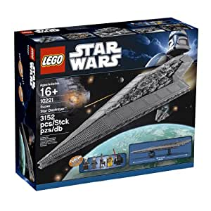 LEGO Star Wars Super Star Destroyer 10221