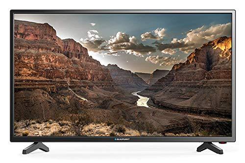 Blaupunkt Fernseher BLA-32/138M | 32 Zoll Smart TV | HD LED Display | Mit Triple Tuner und WLAN | schwarz
