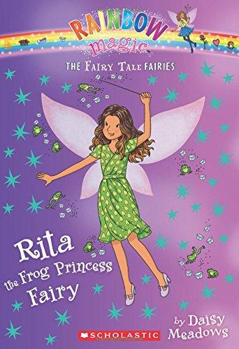 Rita the Frog Princess Fairy (The Fairy Tale Fairies #4) PDF