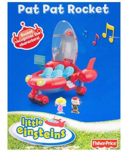Little Einsteins Pat Rocket - Disney Little Einsteins Pat Pat Rocket by Fisher-Price