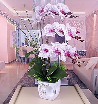 Llpxcc Kunstliche Blume Kreative Dekoration Esstisch Ein Wohnzimmer