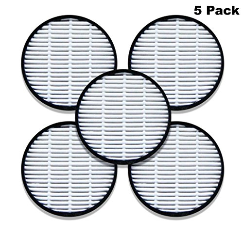FitAir H13 HEPA Filter (5 Pack) by FitAir